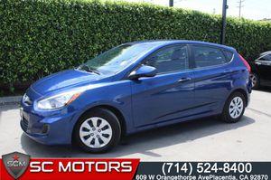 2017 Hyundai Accent for Sale in Placentia, CA