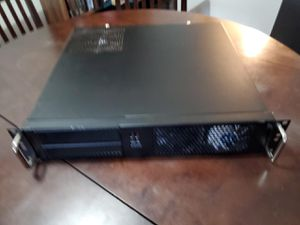 Rack mount server case with power supply for Sale in Denver, CO