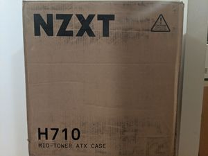 NZXT H710 Matte black PC case for Sale in Portland, OR