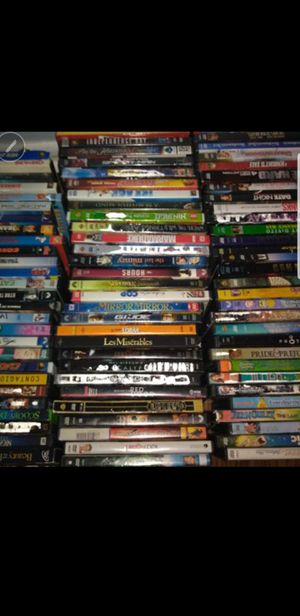96 dvds for Sale in Columbus, OH