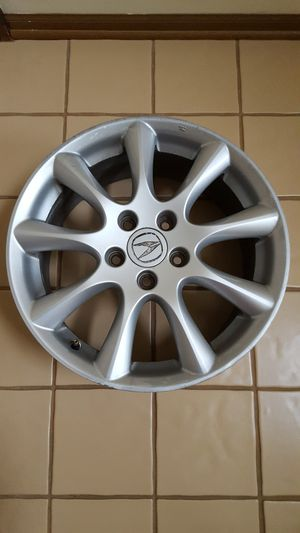 "Acura TSX 17"" wheel for Sale in Woodridge, IL"