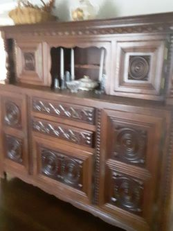 Antique French Buffet for Sale in Fort Worth,  TX