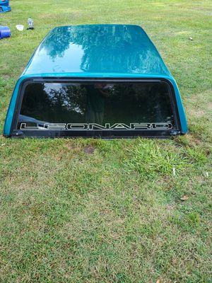 Leonard camper shell for Sale in Spartanburg, SC