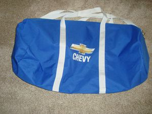 Chevy Duffle Gym Bag for Sale in Gurnee, IL