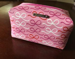 Like New Stella & Dot pink make up bag for Sale in Kansas City, KS