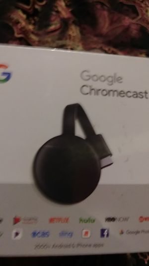 Google Chromecast for Sale in Detroit, MI
