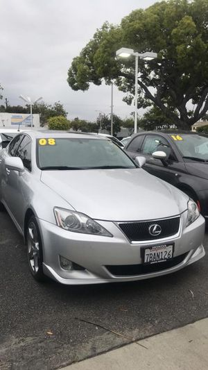 2008 Lexus IS 250 for Sale in Santa Monica, CA