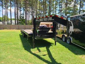 Carry on 25 ft goose neck for Sale in Clayton, NC