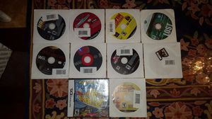 10 Pre-Owned Certified Games for PS2/3, Wii, XBox, Nintendo DS for Sale in Columbia, MD