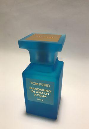Tom Ford Mandarino Di Amalfi Aqua 50ml 1.7oz Like New for Sale in Newton, MA