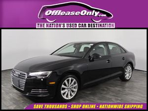 2017 Audi A4 for Sale in North Lauderdale, FL