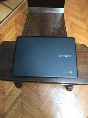 Samsung chrome book 32 GB storage 4gb ram for Sale in Redwood City, CA