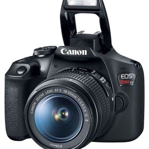 CANON EOS REBEL T7 DIGITAL SLR CAMERA 24.1 MP WI-FI CAPABLE for Sale in City of Industry, CA