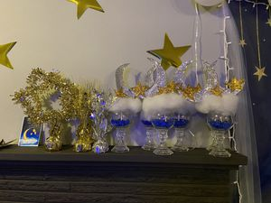 Twinkle twinkle little star party decorations for Sale in Commerce City, CO