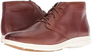 Cole Haan Men's Grand Tour Chukka Woodbury/Ivory Boot Size 11 for Sale in Santa Ana, CA