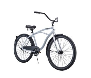 "Huffy 26"" Cranbrook Cruiser Bike White Fully Assembled Brand New for Sale in Olney, MD"