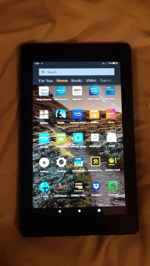 Amazon fire tablet for Sale in Pinellas Park, FL