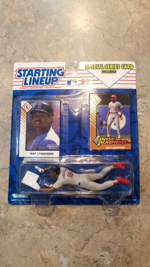 Ray Lankford Starting Lineup Collectible for Sale in Sandy, OR