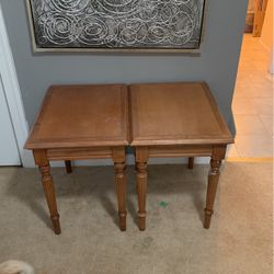Wood End Tables for Sale in Germantown,  MD