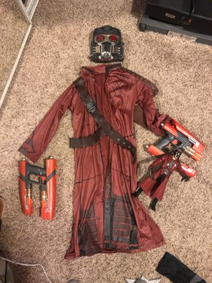 Marvel Guardians of The Galaxy Star-Lord Halloween Costume for Sale in Las Vegas, NV