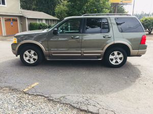 2003 Ford Explorer 4x4 3rd row seating 190k 2800 for Sale in Tacoma, WA