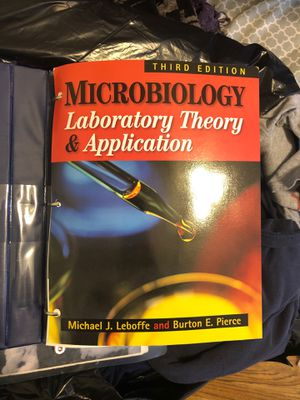Free microbiology book for Sale in Chicago, IL