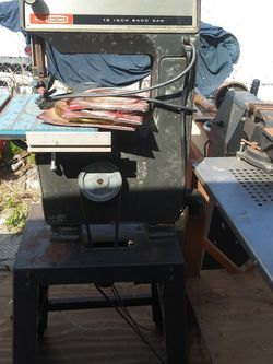Table Band Saw for Sale in Fort Myers,  FL