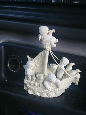 Dept 56 Snowbaby Ship of Dreams for Sale in East Gull Lake, MN