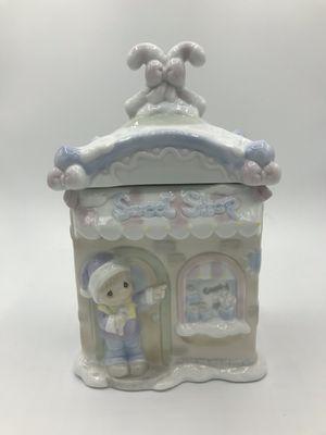 "Precious Moments ""Sweet Shop"" cookie jar for Sale in San Bernardino, CA"