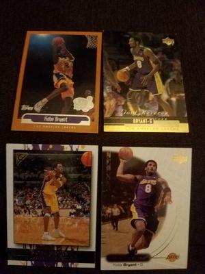 KOBE BRYANT CARDS for Sale in Waterbury, CT