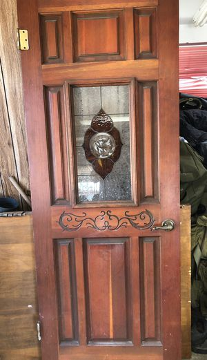 Stain Glass Door for Sale in San Diego, CA