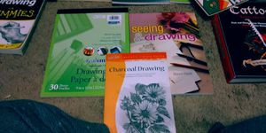 15 for all drawing books for Sale in Murfreesboro, TN
