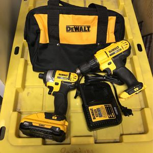 Dewalt Drills Battery And Charger for Sale in Fremont, CA
