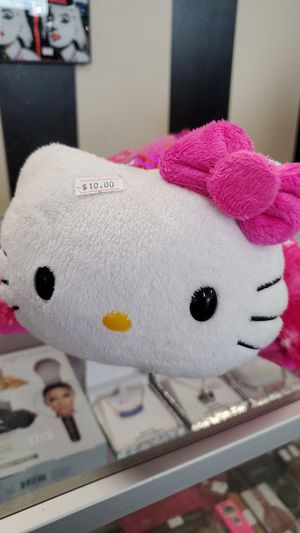 Hello kitty. Projection pillow for Sale in Houston, TX