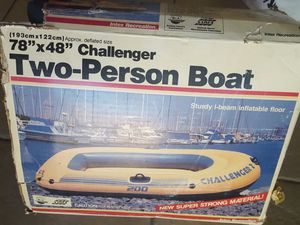 Two Person Inflatable Boat for Sale in Mesa, AZ