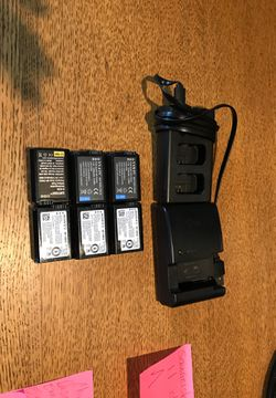 Sony A 7 camera batteries for Sale in Portland,  OR