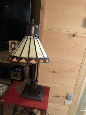 Beautiful Stained Glass Desk Lamp for Sale in Lambertville, NJ