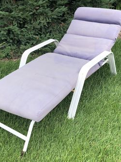 Chaise Lounge for Sale in Sanger,  CA