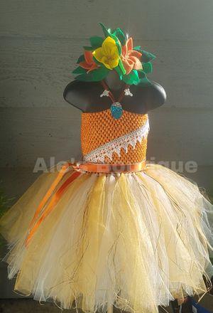 Moana tutu dress for Sale in Puyallup, WA