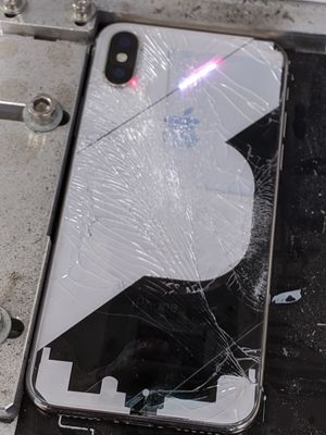Iphone Xs max back Glass change $69 for Sale in Hollywood, FL