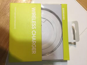 Samsung Wireless Charger s6/s7/S8s/s9, Note 5/6/7/8/9, iPhone 8/Plus/X for Sale in Baltimore, MD
