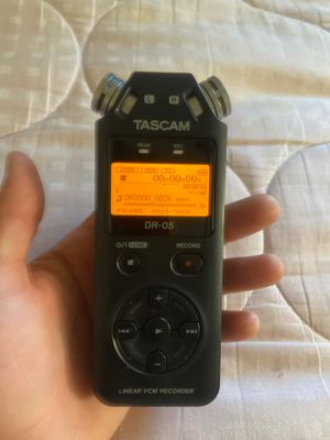 Tascam DR-05 for Sale in Mission Viejo, CA