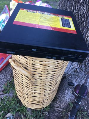 dvd player for Sale in Duncanville, TX