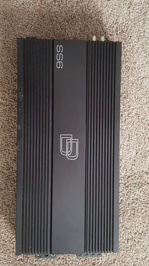 DD Audio SS6 for Sale in Saint Charles, MI