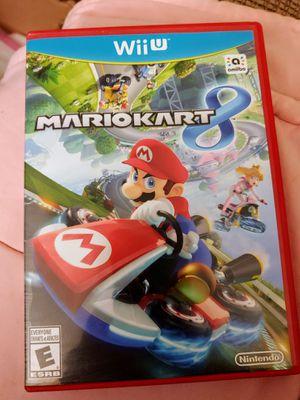 NINTENDO Wii U MARIO KART 8 100%💥💥 for Sale in Escondido, CA