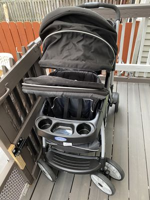 Graco double stroller for Sale in Takoma Park, MD