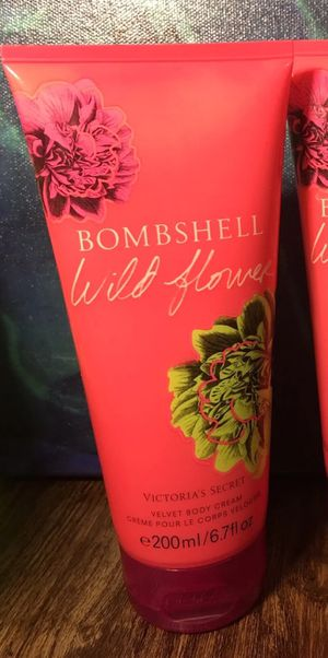 Bombshell Wildflower body cream for Sale in Minot, ND