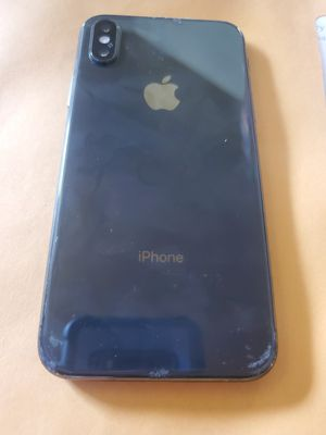 Unlocked iPhone X 256gb any sim works for Sale in Baltimore, MD