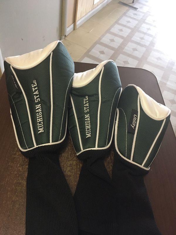 Spartan Golf Club covers