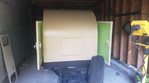 Homemade Solar Teardrop Camper UNFINISHED OBO for Sale in Green Cove Springs, FL